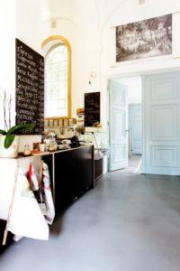 Friedhofscafé / Café Strauss