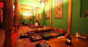 Authentic interior