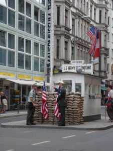 Checkpoint Charlie 2017
