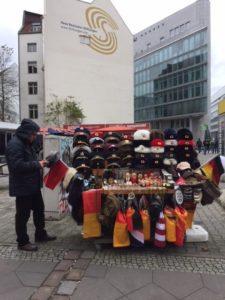 Soviet and GDR souvenirs
