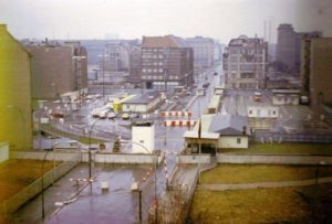 Aerial view, 1980s