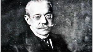 Henri James Simon in 1920
