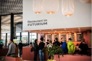 Restaurant in Futurium