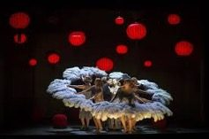 Spring Storms at the Komische Oper