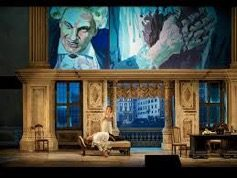 Tosca at the Staatsoper